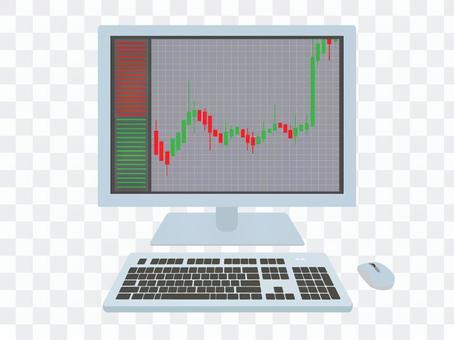 Trade screen desktop