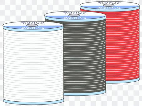 縫紉線(3色)
