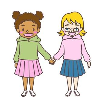 Internationalization Kids International Exchange