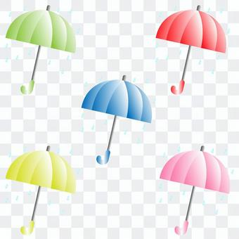 傘 セット