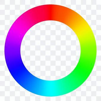 彩色圓圈RGB