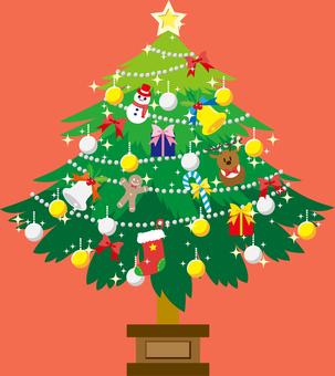聖誕樹第 3 部分