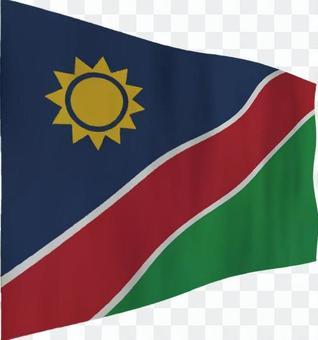 納米比亞國旗