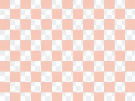 Checkered a_ pink transparent _ cs