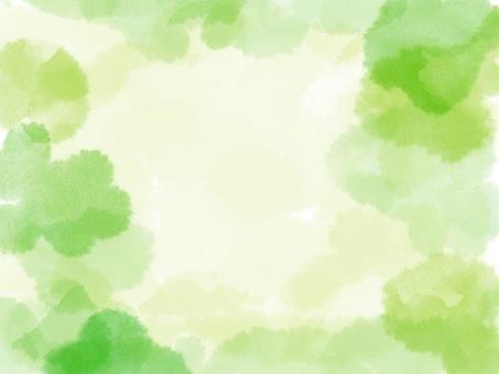 세련된 가공 배경 _ 녹색