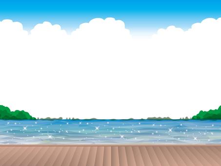 岸上的甲板(1)