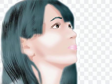 Women's profile profile series 21