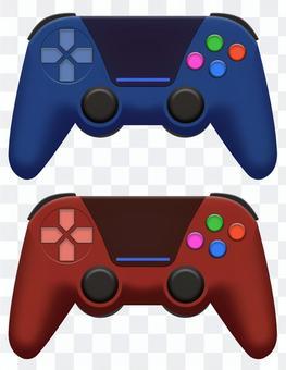 コントローラー2カラー2種