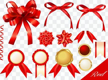 Ribbon A_ Red