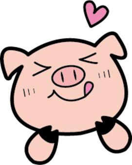 Kusashinbo豬