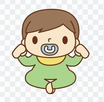 嬰兒奶嘴1