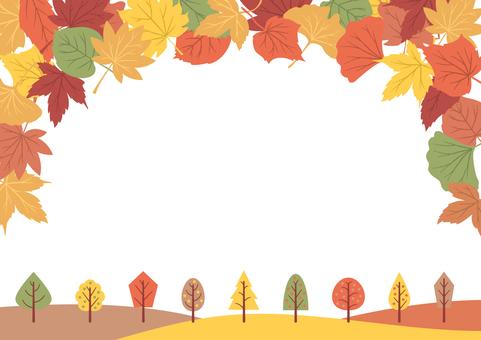 流行秋葉框架