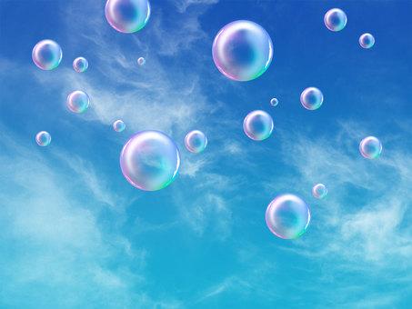 烏雲和肥皂泡P01