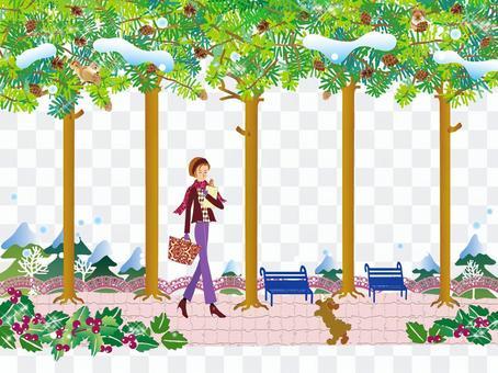 Woman_walk 04