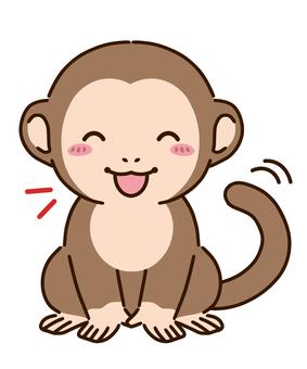Rejoice monkey
