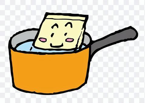 レトルト湯煎