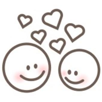 透明微笑微笑心好朋友
