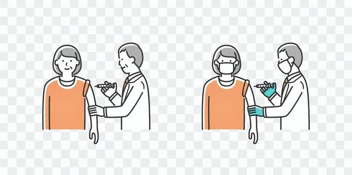 疫苗/預防接種婦女01