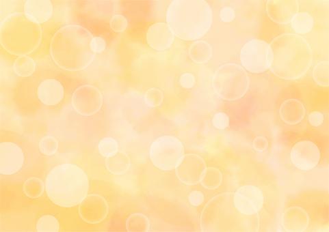 Yellow fluffy background