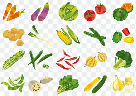 Vegetable set_1