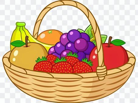 籃素水果1