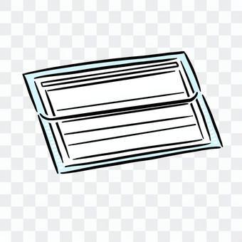 口罩盒(透明盒)
