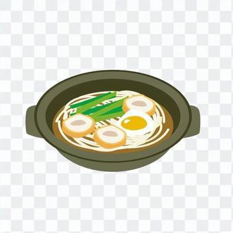 鍋烤麵條1