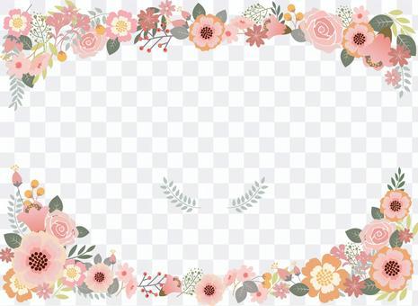 花卉裝飾架2