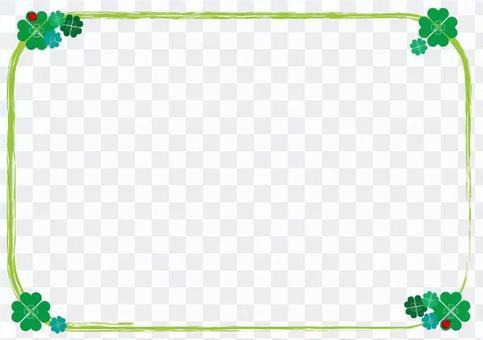 三葉草框架①