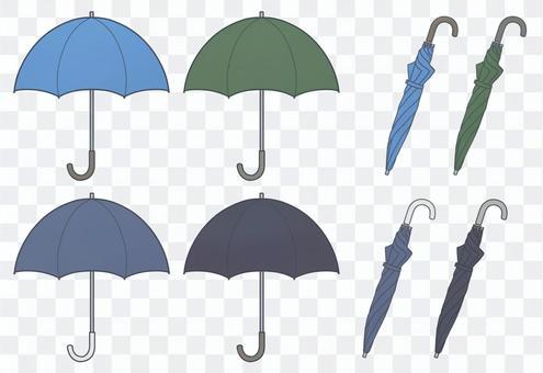 花傘套(深色)