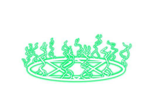 閃電魔法小隊(綠色)