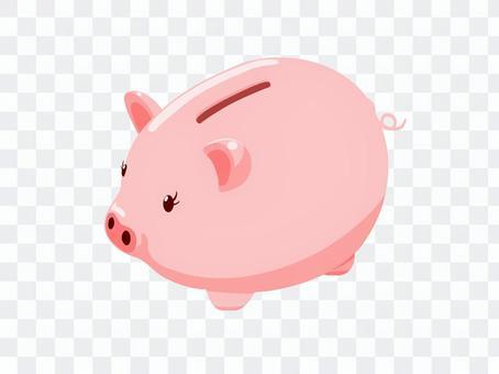 Pigs piggy bank