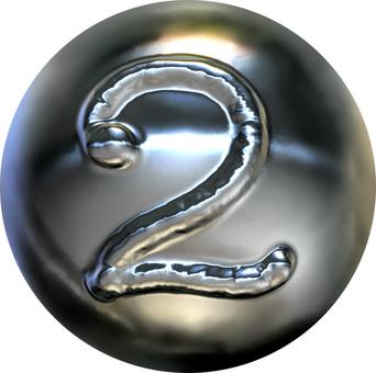 金屬球體-2