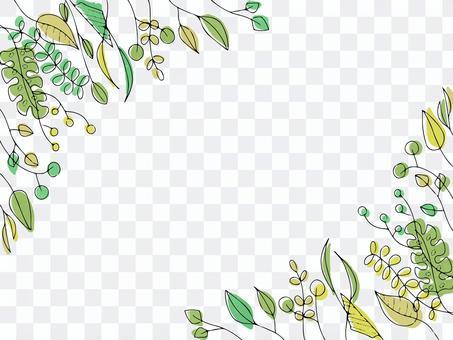 Scandinavian botanical background