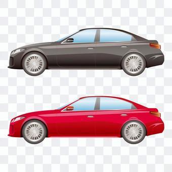 汽車側24豪華轎車