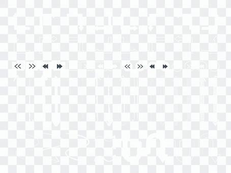 各種箭頭圖標4