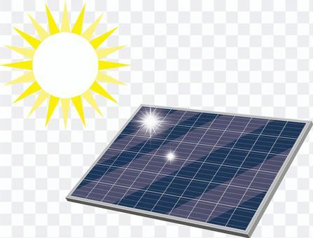 太陽能板太陽能