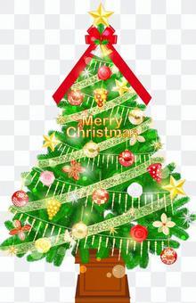 聖誕樹圖標