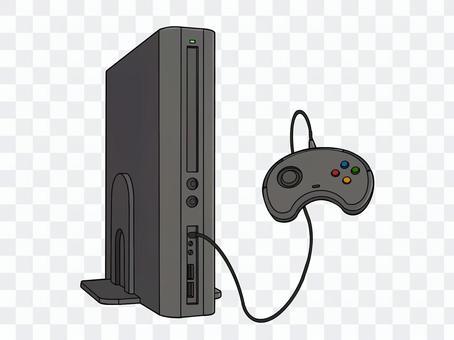 固定式遊戲機
