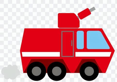 化学消防车