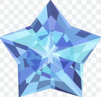星級鑽石_藍色
