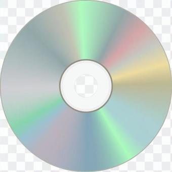 黑暗的CD