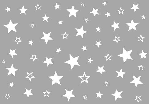灰色星光背景