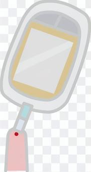 血糖儀/糖尿病/測試