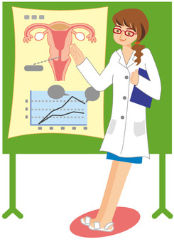 Description of gynecological illness
