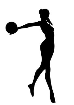 藝術體操運動員 5