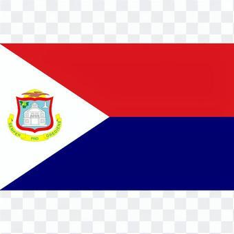 聖馬丁島的標誌