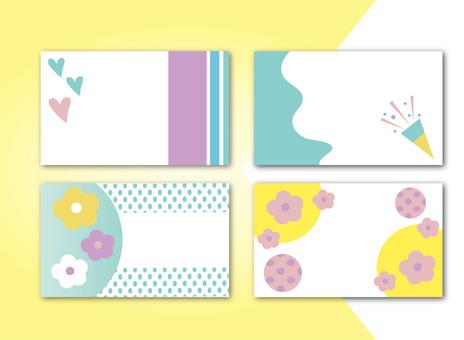 框架-名片-Pop-Card