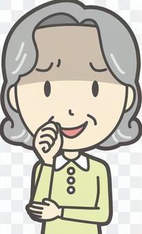 老頭鮑勃女性-140  - 胸圍