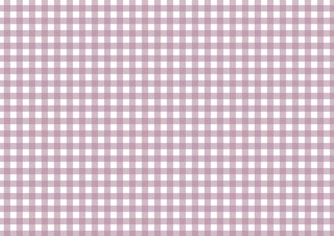 方格布式檢查背景粉紅色